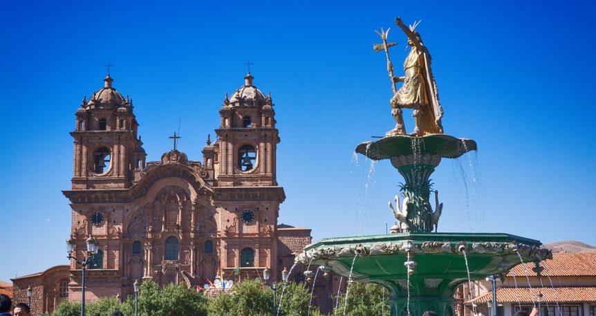 Bogota – Cusco – Lima – Panama City (Sömestre)