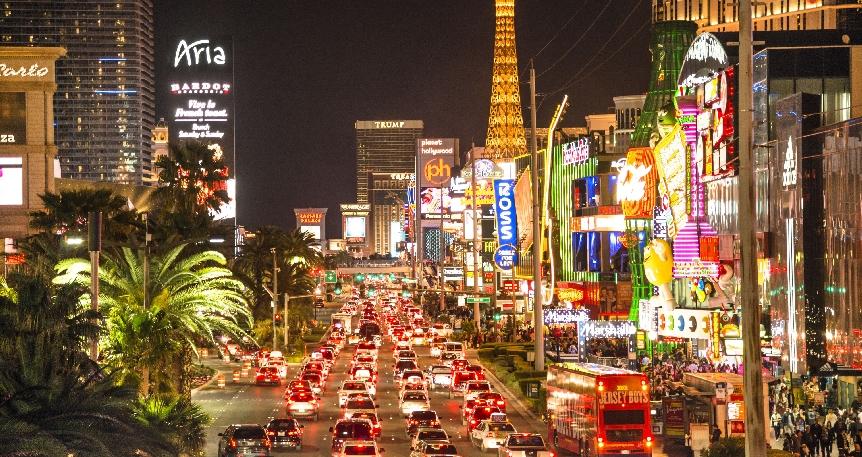 THY ile Amerika San Francisco-Las Vegas-Los Angeles