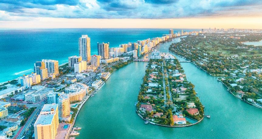 THY ile Amerika New York-Orlando-Miami