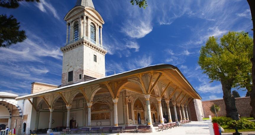 Jean Baptiste Tavernier'in Gözünden Topkapı Sarayı