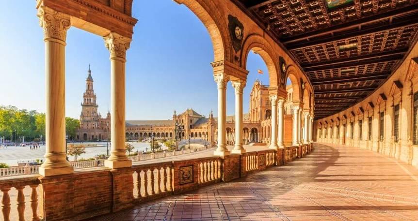 İspanya - Endülüs Turu (THY ile)
