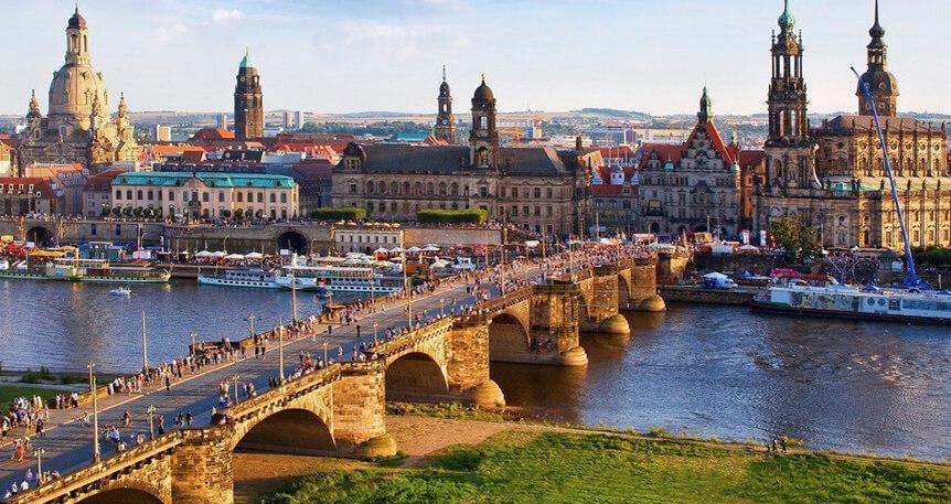 Viyana'da Yılbaşı & Tuna Nehri & 4 Ülke