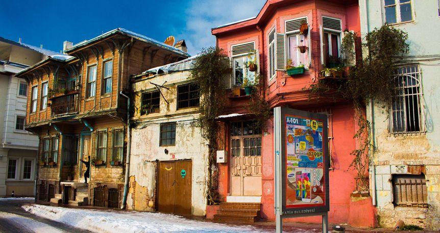 Beyazıt - Gedikpaşa - Kumkapı